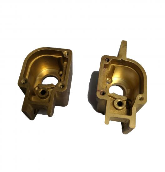 Copper Parts Machining