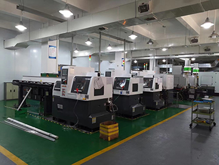 6 Axis turning-milling compound machining service