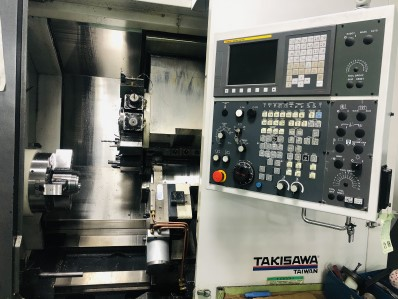 CNC 6 axis high precision automatic turning-milling service