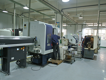 CNC turning and milling service